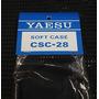 Soft Case Ft530 Yaesu Original Raridade Py2pcb