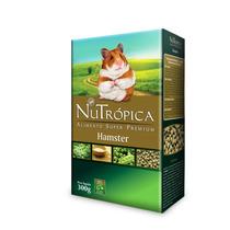 Ração Hamster Ratos Roedores Nutrópica Super Premium 300g