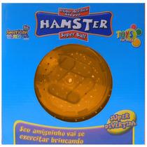 Globo Roda Bola Exercício Hamster 13cm Anão Russo Topolino