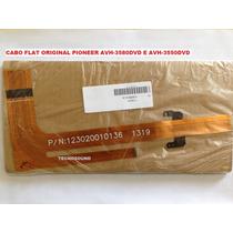 Cabo Flat Pioneer Avh-3580dvd E Avh-3550dvd (original)