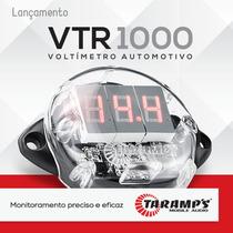 Voltímetro Automotivo Taramps Vtr1000