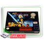 Snes Caixa Super Star Wars Return Of The Jedi Com Berço