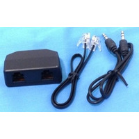 Micro Escuta Espião - Espionagem Spy Grampo Telefone
