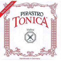 Encordoamento P/ Violino 4/4 Pirastro Tônica Nova Fórmula!!