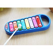 Xilofone/metalofone Para Crianças