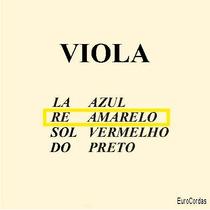 Corda Re Avulsa - Mauro Calixto Viola Arco