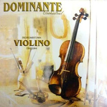 Cordas Para Violino Dominante (encordoamento 4 Cordas)