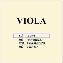 Corda Mauro Calixto La 4/4 Viola De Arco Padrão 3041