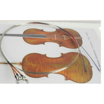 Encordoamento/cordas Violino 4/4 Tecnologia Alemã