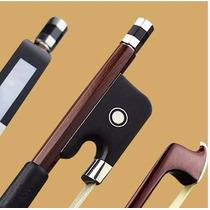 Arco Profissional Para Cello Madeira Brasil Crina Siberiana