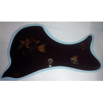 Escudo Para Violão Folk No Feed Back Beija-flor.