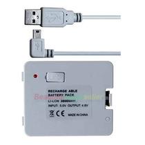 Bateria Recarregavel 3800mah Para Wii Fit Balance Board