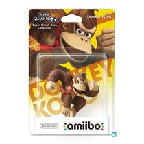 Novo Boneco Super Smash Bros Amiibo Donkey Kong Para Wii U