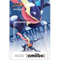 Amiibo Greninja Nintendo Novo Lacrado Wii U E-sedex 6,07