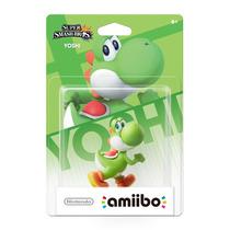 Amiibo Yoshi Nintendo Novo Lacrado Sdgames Wiiu 3ds Confira!