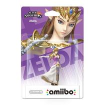 Amiibo Pricesa Zelda Nintendo Novo Lacrado Sdgames Wiiu 3ds