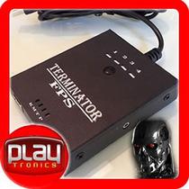Fps Terminator - Jogue C/ Teclado E Mouse No Xbox 360 E Slim