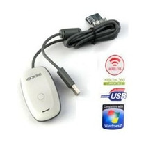Xbox 360 Pc Wireless Gaming Receiver - Original Microsoft