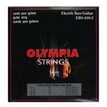 Cordas P/ Baixo Olympia Ebs410/5 5 Cordas 0,40 2858