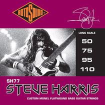 Encordoamento Baixo Rotosound Sh77 Steve Harris Assinatura.