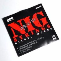 Cordas Nig 09 Hybrid Class - Guitarra