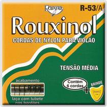 Cordas Rouxinol R-53a Violão Nylon