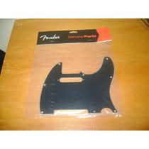 Escudo Fender Telecaster Preto - Novo