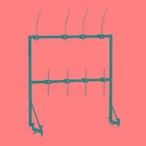 Promoção! Pearl Ptr-1824 Rack Para Cowbell E Blocos