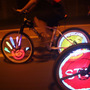 Led Rgb Roda Bike Programável Configurável Imagem Texto Foto