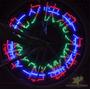 Led Roda Bike Programável Imagens Desenhos Bicicleta Luz
