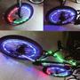 Fita Led Colorida Para Bike Bicicleta 1,5 Metros