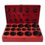 Kit O-ring Com 419 Anéis De Vedação Com 34 Medidas + Medidor