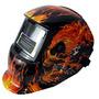 Mascara De Solda Escurecimento Automático 9a13 Moto Fantasma