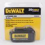 Bateria 20v Máx Compact Xr 3,0ah Íon Lítio Dcb200 - Dewalt
