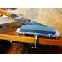 Suporte Para Pedra De Afiar De Aluminio Afiação De Facas