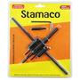 Furador Ajustável Circular Stamaco 30a200mm Gesso / Madeira
