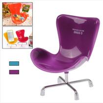 Porta Celular Em Forma De Cadeira