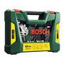 Jogo De Acessorios E Bits V-line Titânio Com 83pcs Bosch