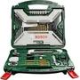 Jogo De Bits E Brocas X- Line Titânio 103pçs - Bosch