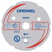 Disco De Corte Multiuso - Saw-max - Dremel Sm500