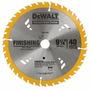 Lâmina Serra Circular 9.1/4 40d P/madeira - Dw3132a - Dewalt