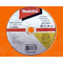 50 Discos De Corte Para Inox 7 Pol. Makita - D-20024