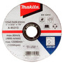 Disco De Corte Para Metal 125 X 2,5 X 22 Mm - A-8 - Makita