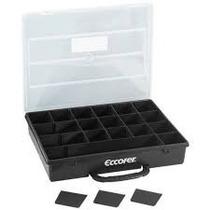 Maleta Organizadora Plastico Multiuso 20 Compartimentos