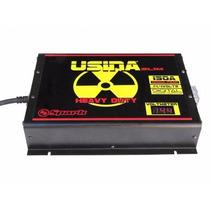 Fonte Usina Spark 14,4v C/voltímetro 150 Ampéres