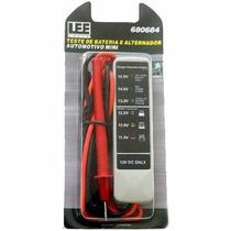Mini Teste De Voltagem Bateria E Alternador 12v Lee Tools
