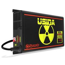 Carregador Bateria Carro 90 Amperes 12.6v A 14.4v Bivolt So9