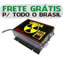 Fonte Automotiva Usina Spark 60a C/voltimetro Frete Grátis