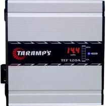 Fonte Automotiva Taramps Tef-120 A Bivolt Com Voltimetro