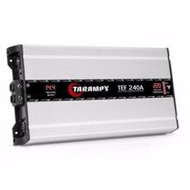 Fonte E Carregador De Baterias Taramps Tef-240 A Bivolt